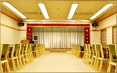 大宴会場ステージ